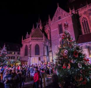 Opening of the Christmas market